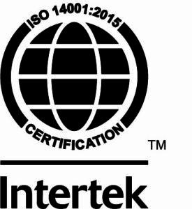ISO certificat 14001:2015